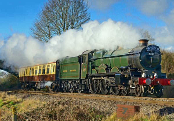 Introduction to local Heritage Railways