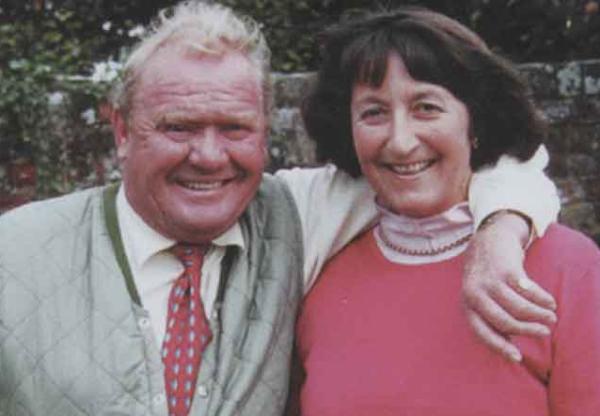 Henrietta Knight on mourning husband Terry