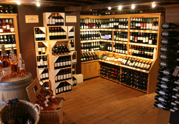 The Naked Grape – a Special Wine-tasting Evening in Hungerford