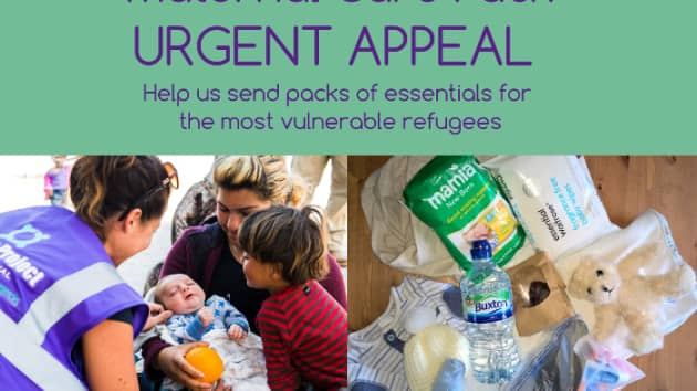 Maternal Care Pack Appeal for Refugees