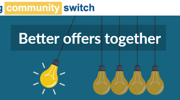 Collective Energy Switching Scheme