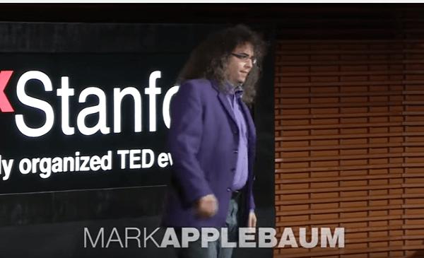 TED Talk: Mark Applebaum