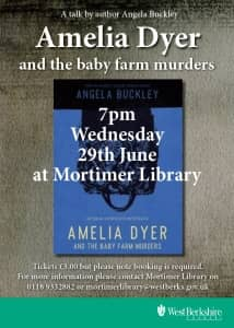 Author Talk at Mortimer Library @ Mortimer Library