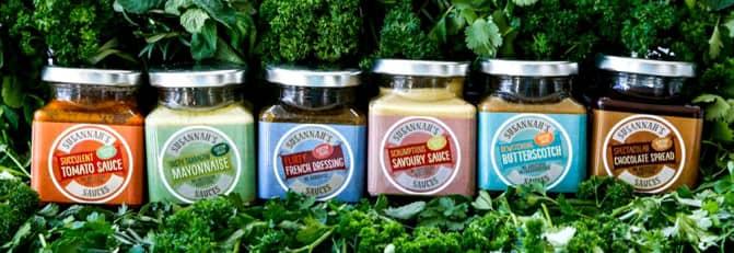 Susannahs-Sauces-whole range