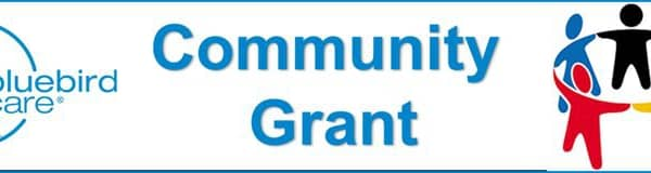 £250 Bluebird Grant for Supporters of Older People