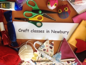 Children's Summer School of Crafts @ The Old Chapel Textile Centre | Greenham | England | United Kingdom
