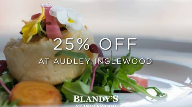 Blandy's at Inglewood January 25% Discount