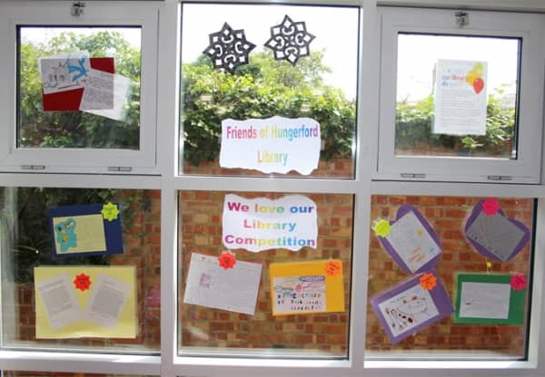 Hungerford Library – June Update