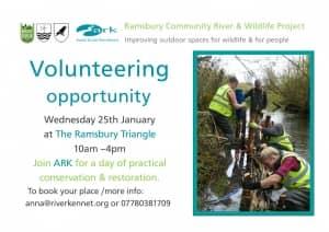 ARK - Volunteering Opportunity @ The Ramsbury Triangle | Ramsbury | England | United Kingdom