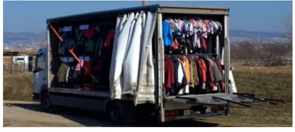 Refugee Appeal for Summer Clothes – June 2017
