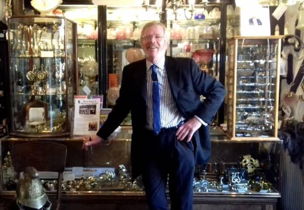 Interview with Stewart Hofgartner, Hungerford Antique Dealer