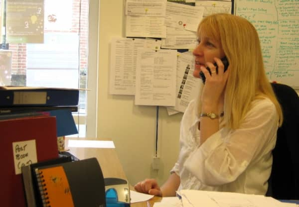 A Week in the Life of Hungerford Town Clerk Claire Barnes