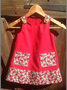 Dressmaking Workshop: Make a Pinafore Dress For a Baby/Girl @ Hungerford Youth Centre | England | United Kingdom