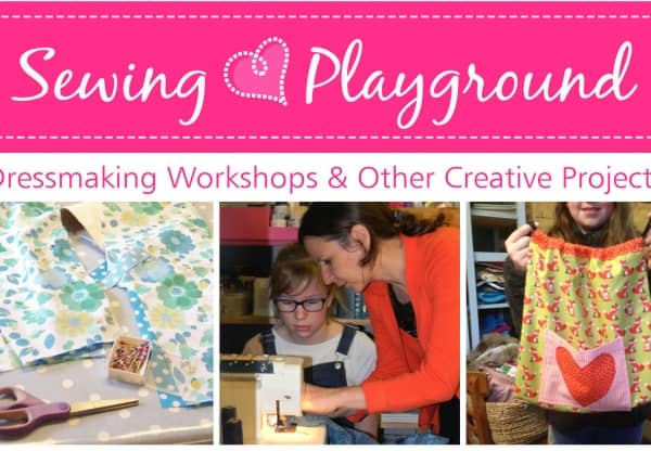Sewing Playground Workshops