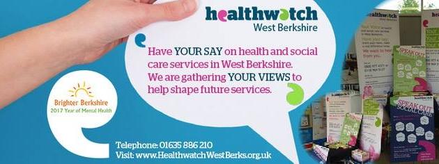 Enter & View Report on Pharmacies in Newbury, Thatcham & Lambourn