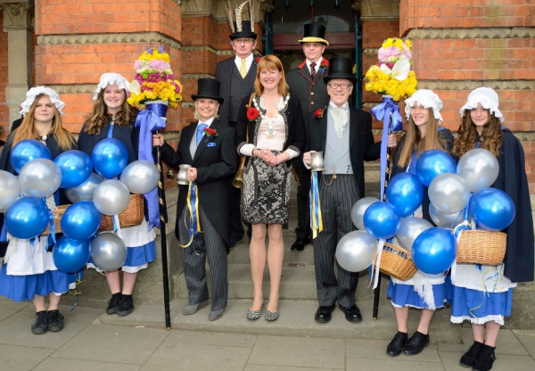 Hungerford's Tutti Day 2017