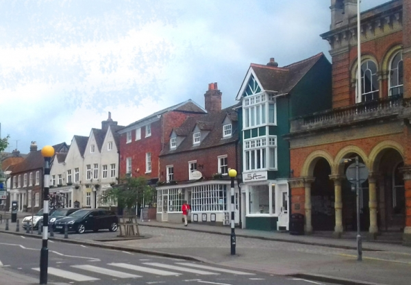 News from Hungerford High Street – July 2017