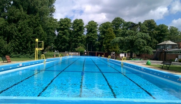 Splash into summer at Newbury Lido!