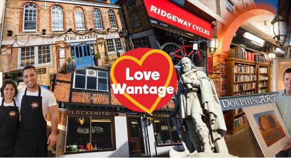 Love Wantage Quiz & Loyalty Scheme