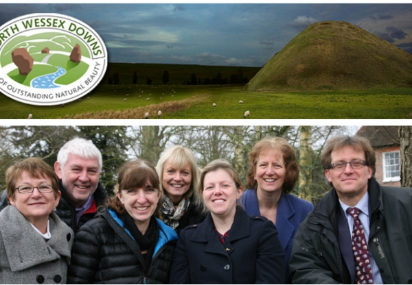 Volunteer Ambassadors Needed for North Wessex Downs AONB