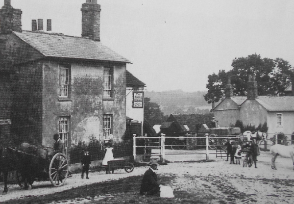 History of Hungerford's Down Gate Pub