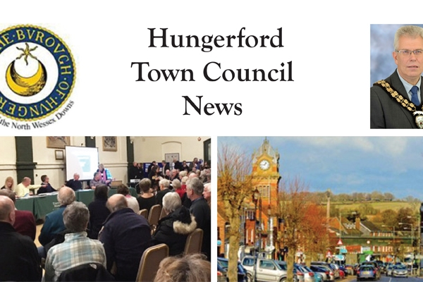 Hungerford Town Council News – July/August Update