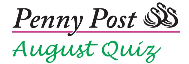 Penny Post August Quiz